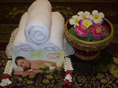 Thai massage blaustein